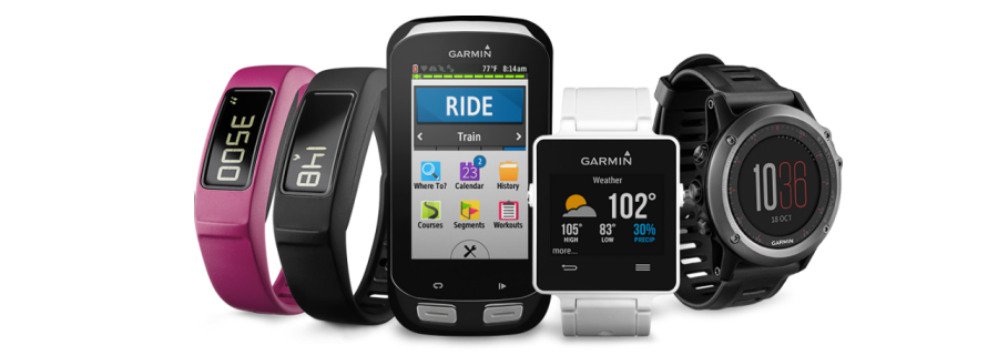 Dispositivi Garmin Connect