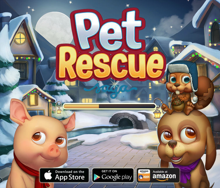 Pet rescue saga di King