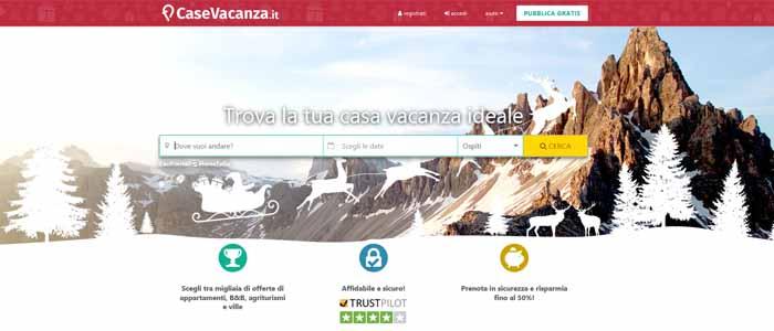 sito casevacanza.it